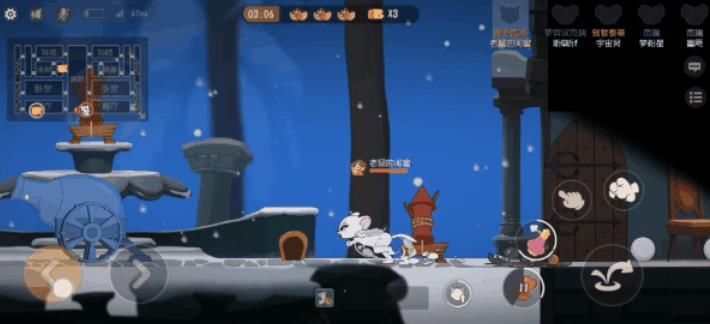 《猫和老鼠》美猫图多盖洛攻略