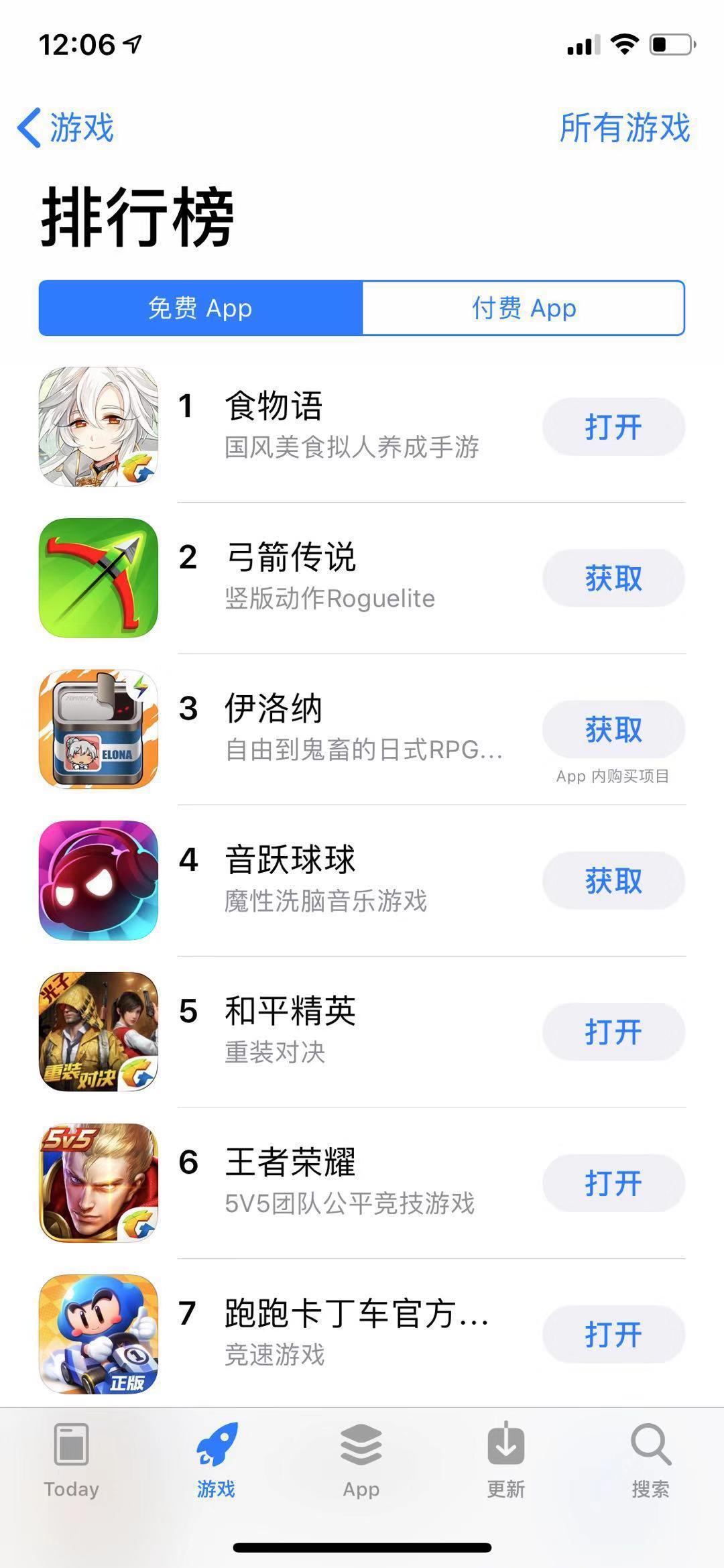 登顶IOS免费榜TOP1,《食物语》会是下一个女性向爆款吗?[视频][多图]图片2