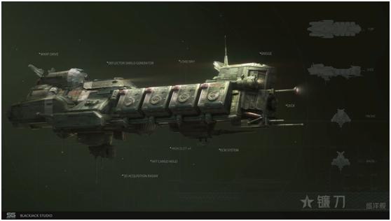 《第二银河》驱逐型&巡洋级战舰解读