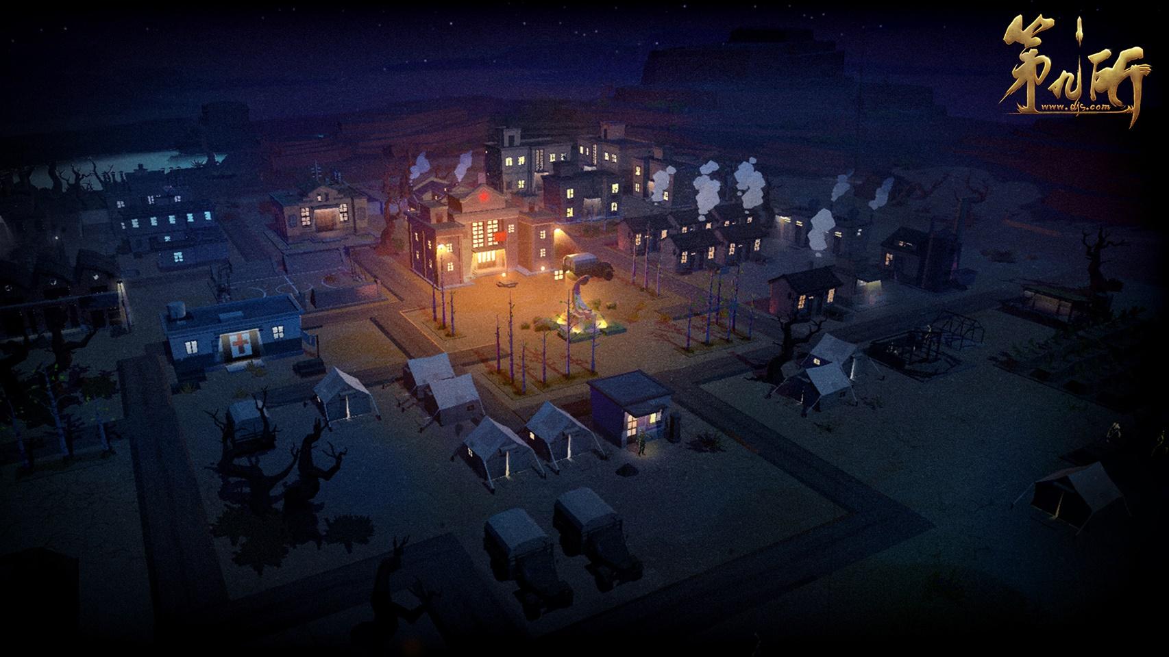 网易新游《第九所》玩法首曝:建造你的辉煌历史