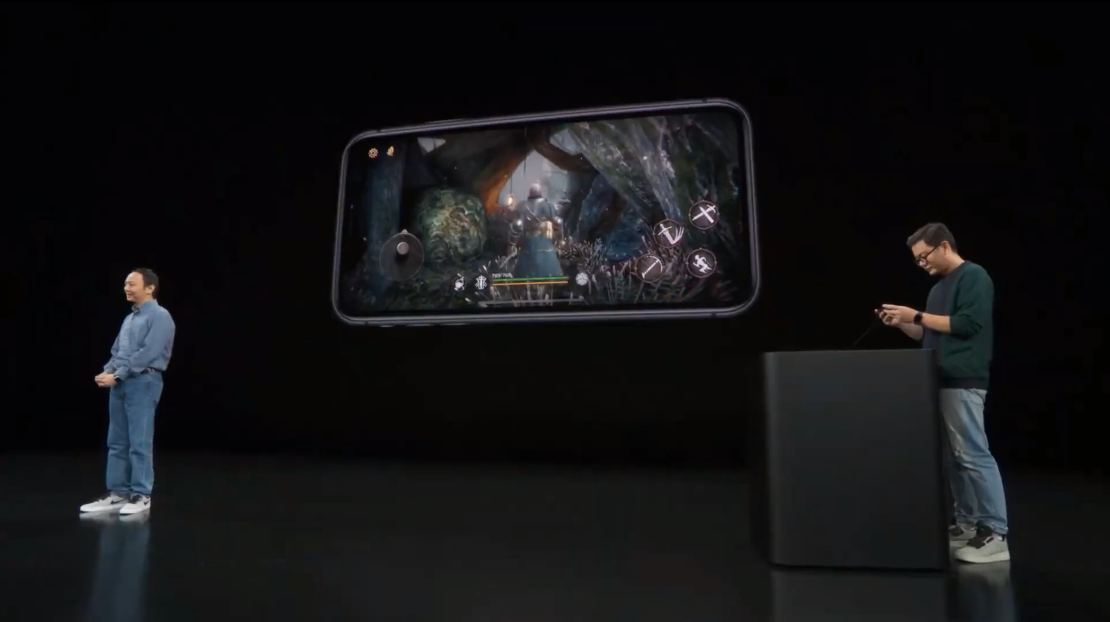 硬核手游特效惊人 国产游戏《帕斯卡契约》iPhone11实机演示