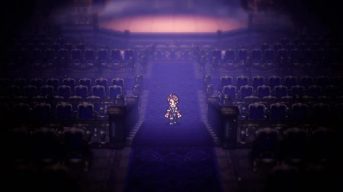《八方旅人:大陆的霸者》新曲公开 由西木康智作曲
