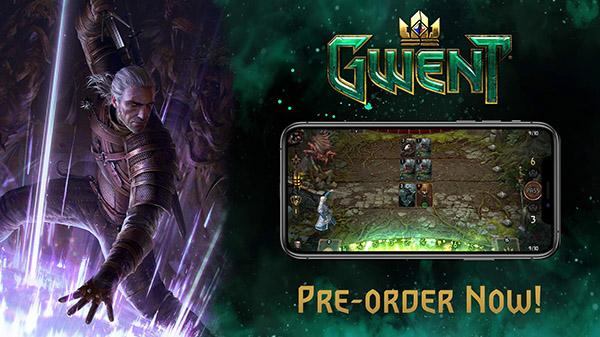 《巫师之昆特牌》iOS版公布 将于10月29日上市[视频][图]图片1