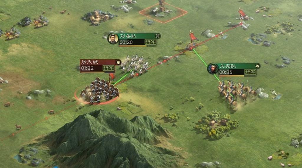 多战术的真实战场!《三国志・战略版》如何回归战略本质