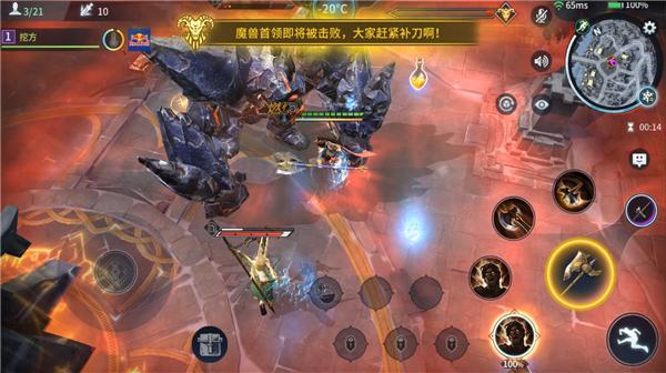 冷兵器动作手机游戏《猎手之王》 骑袭删档测试10月即将上线!