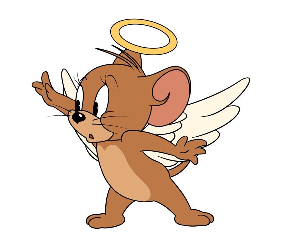 爱神丘比特化身 《猫和老鼠》全新角色天使杰瑞曝光[视频][多图]图片2