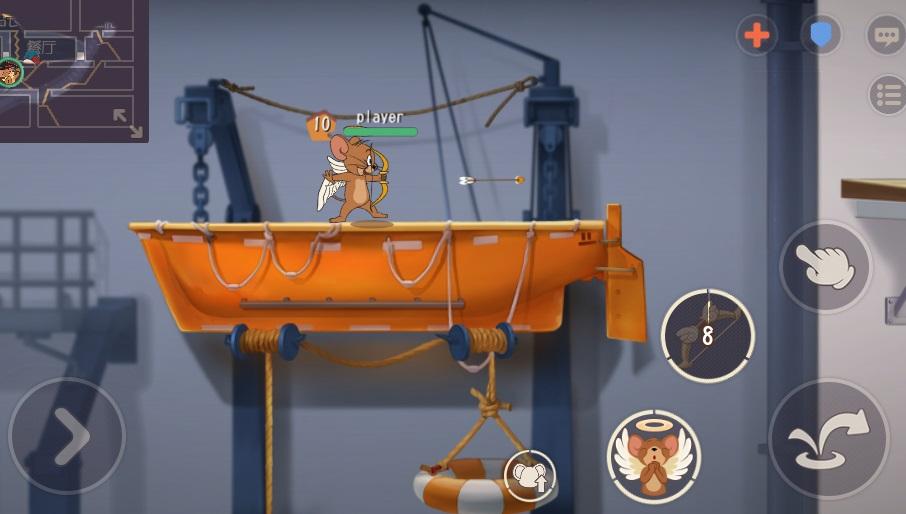 爱神丘比特化身 《猫和老鼠》全新角色天使杰瑞曝光[视频][多图]图片3
