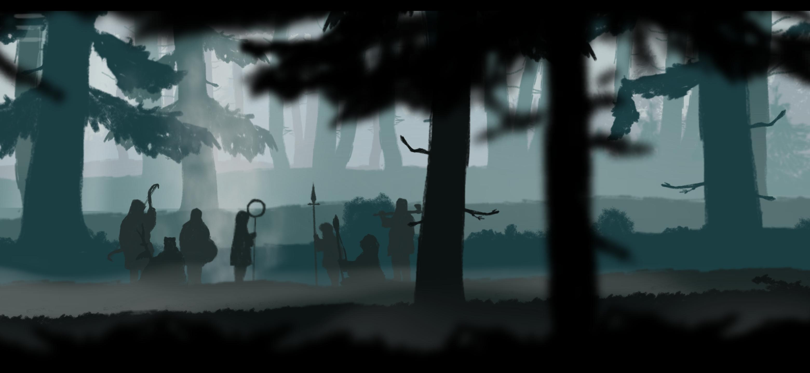 日常安利《麋鹿人》奇异神话中的孤独行者