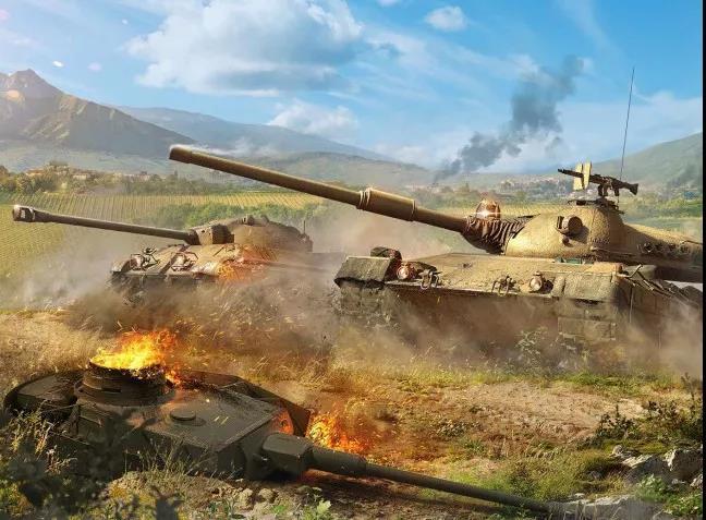 全新科技树开启! 《坦克世界闪击战》6.3版本展现E系风采