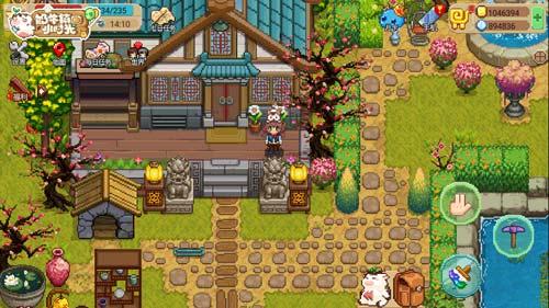 玩转萌趣新农场《奶牛镇的小时光》今日全平台首发
