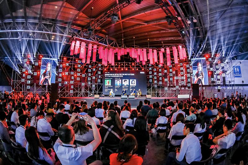 无锋科技现身Slush上海路演,为泛娱乐产业发展树立新标杆