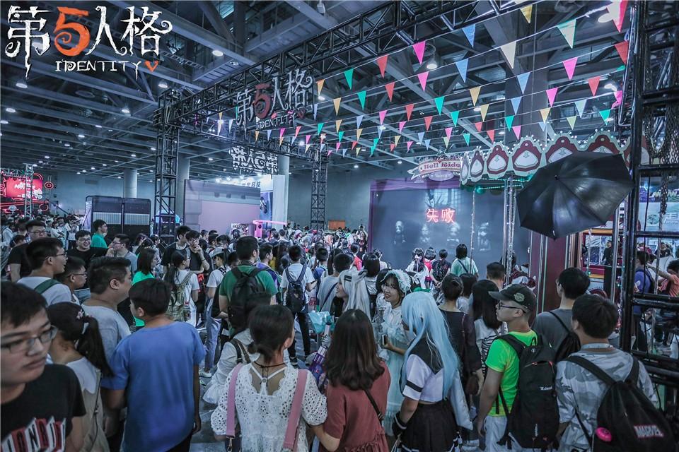 庄园聚会相约广州 《第五人格》参展CICF X AGF现场回顾