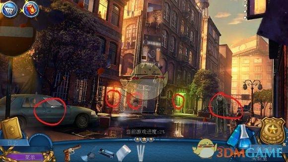 《密室逃脫滾動迷城》第一關攻略圖文一覽