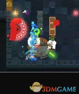 《元气骑士》刺剑玩法介绍