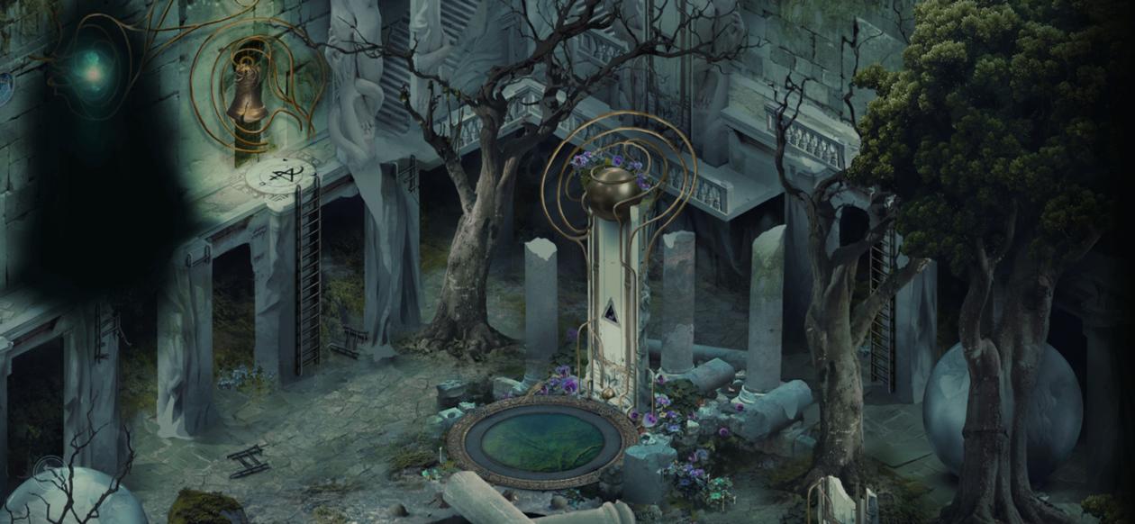 日常安利《空中阁楼》堪称艺术之作的解谜游戏