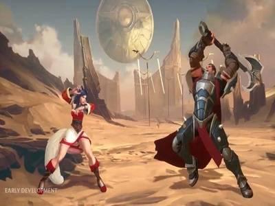 《英雄联盟:格斗》新手玩法介绍