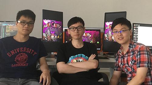 火爆Steam的《失落城堡》手游版10月24日公测 制作团队竟是3个大学生