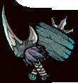《失落城堡》武器图鉴-魔龙之爪(双刃)
