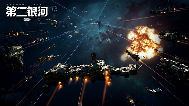 探索宇宙起源!《第二银河》全球玩家共建和谐太空家园