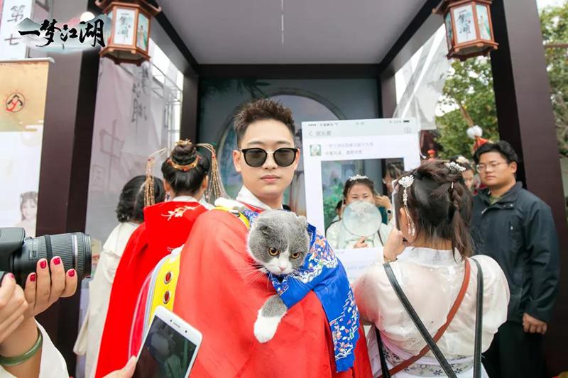 国风游园盛会 《一梦江湖》X西塘汉服文化周联动大赏