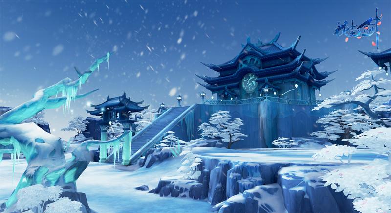 并肩于雪山之巅 在《花与剑》看今冬第一场雪