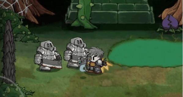 《失落城堡》荆棘庭院通关攻略