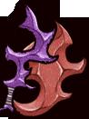 《失落城堡》武器图鉴-邪恶之力短剑(剑盾)