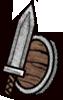 《失落城堡》武器图鉴-铁质短剑(剑盾)
