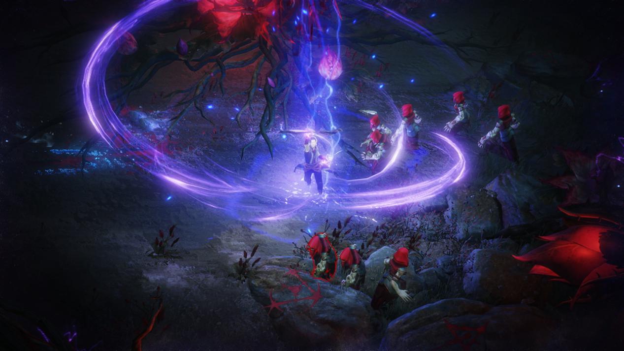 《暗黑破坏神:不朽》开发组暴雪嘉年华后公开发声
