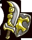 《失落城堡》武器图鉴-领主之刃(剑盾)