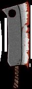 《失落城堡》武器图鉴-屠夫大刀(双手)