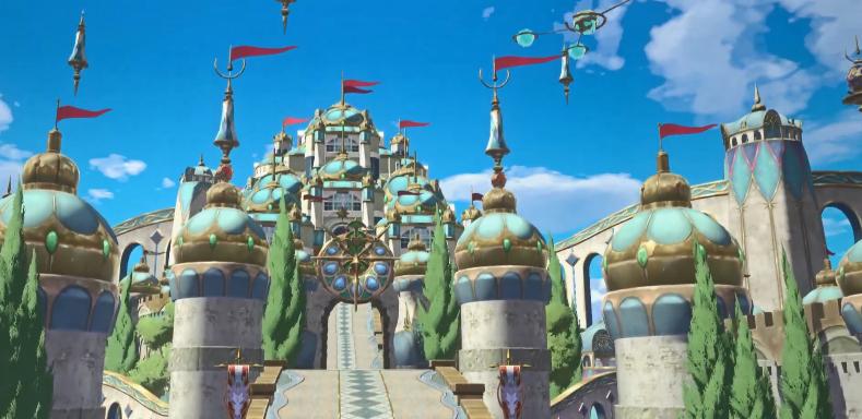 温和而神秘的世界!《二之国》手游首部预告片公开