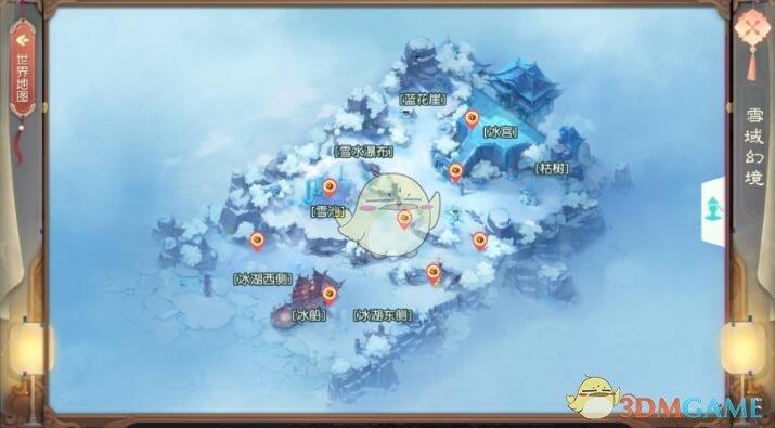 《花与剑》福缘宝箱地图位置汇总大全