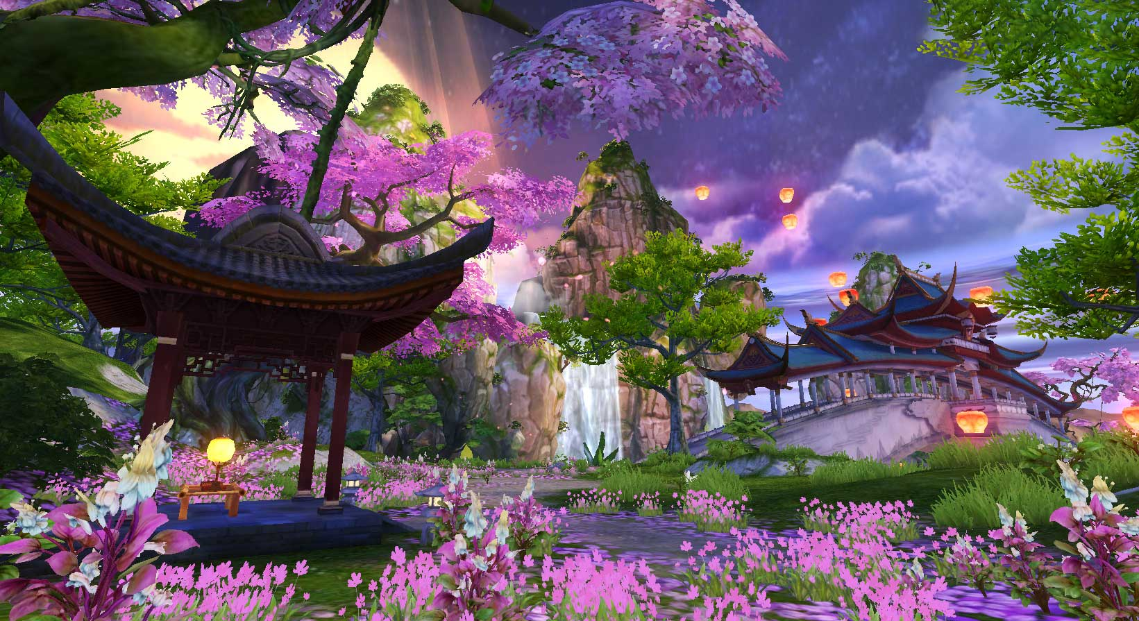 《天下》手游年末CG大片激情上线!大荒画面升级引入高能黑科技!