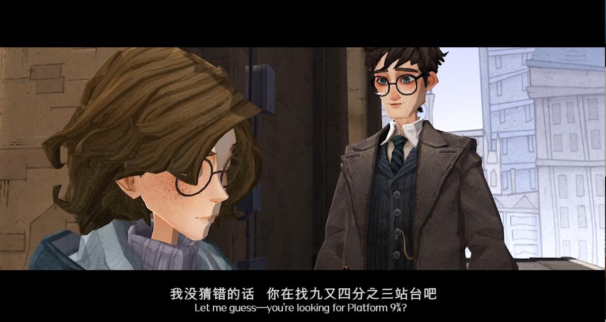 �羺��Ʊע��_《哈利波特:魔法觉醒》入学预告视频曝光
