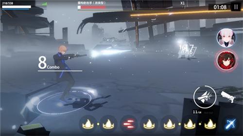 《战双帕弥什》积攒能量战斗技巧
