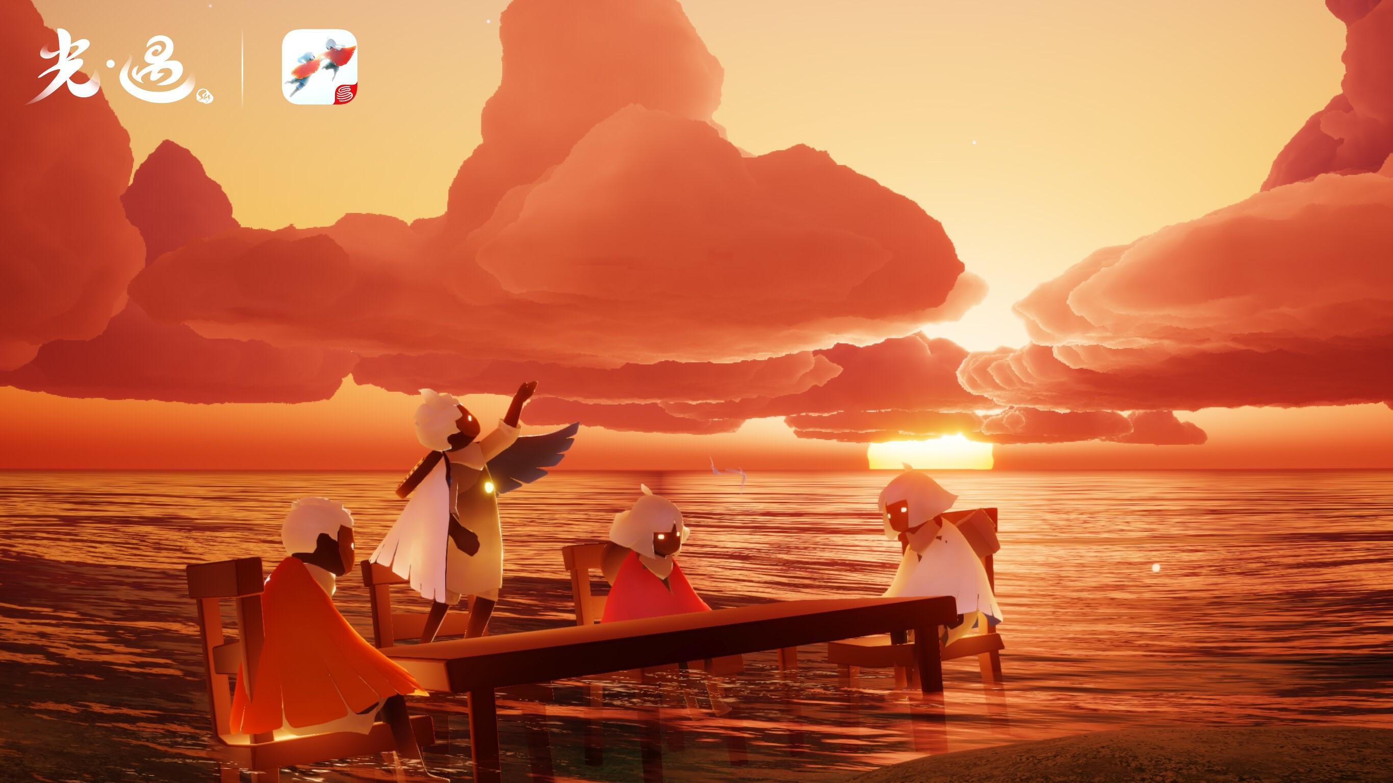 《光·遇》荣膺 App Store 年度 iPhone 游戏,一次属于每位旅人的光之奇遇