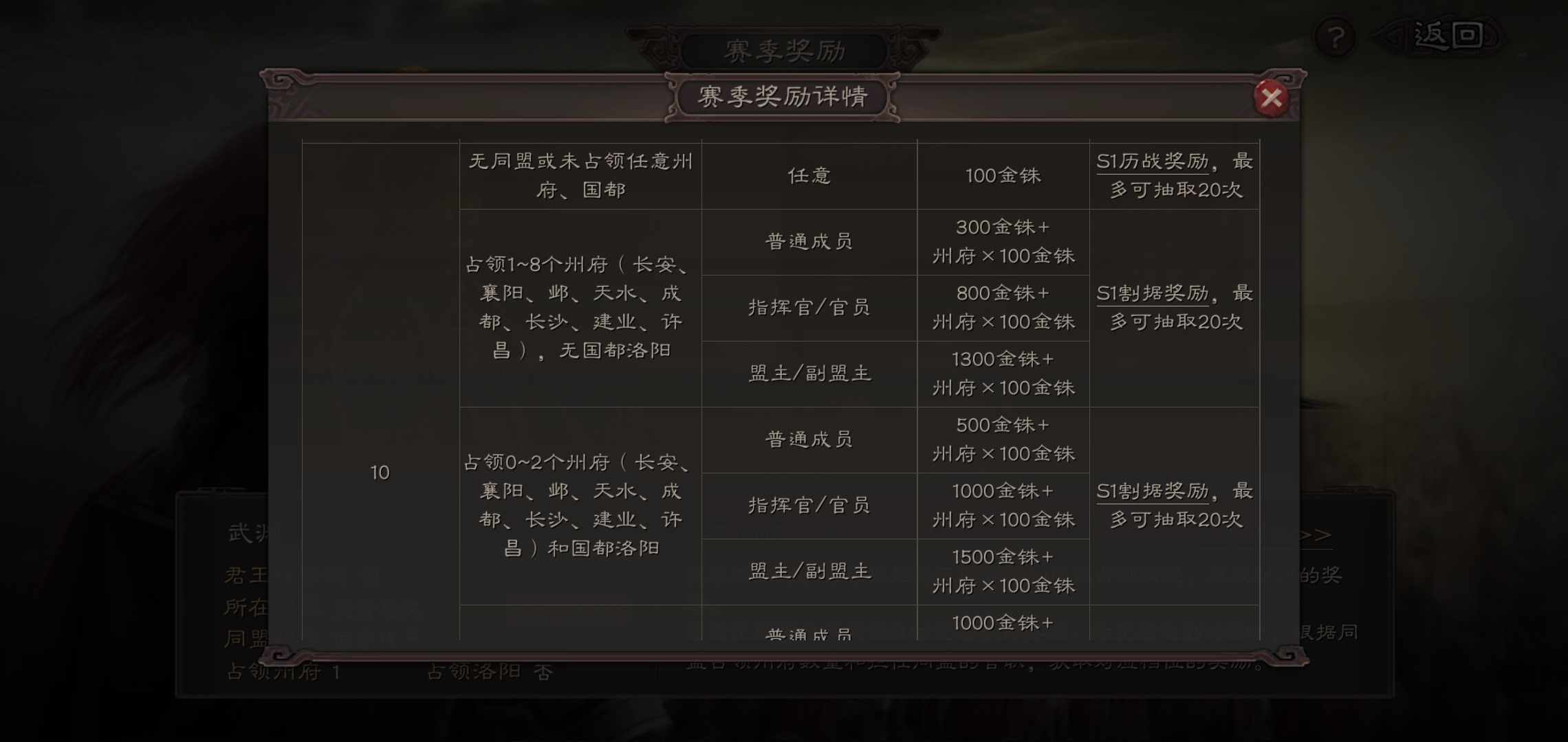《三国志战略版》S2新赛季开荒教程