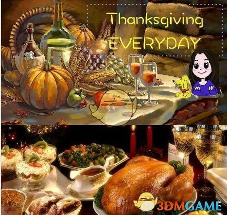 感恩节是每年11月第四个星期几呢
