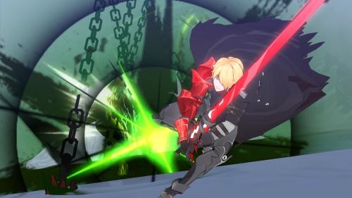 燃魂激斗日式幻想RPG《终焉誓约》预约开启