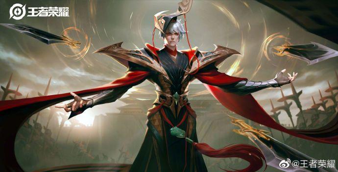 《王者荣耀》玄雍资料片将上线 嬴政迎来全新改版