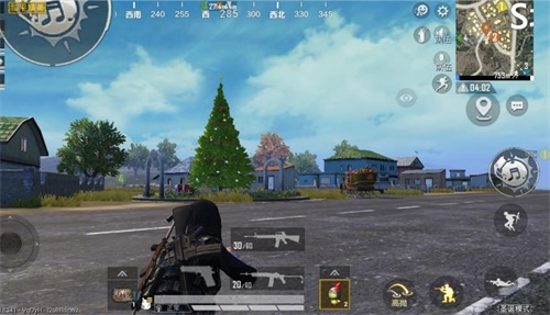 《和平精英》新版本来袭,极寒圣诞齐上线