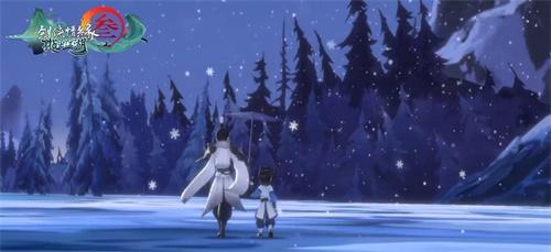 刘昊然携《指尖风物志》共迎《剑网3:指尖江湖》全新资料片