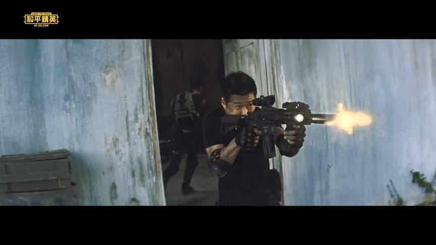 《和平精英》发布真人宣传片:吴京参演带来战争大片既视感![视频][多图]图片5