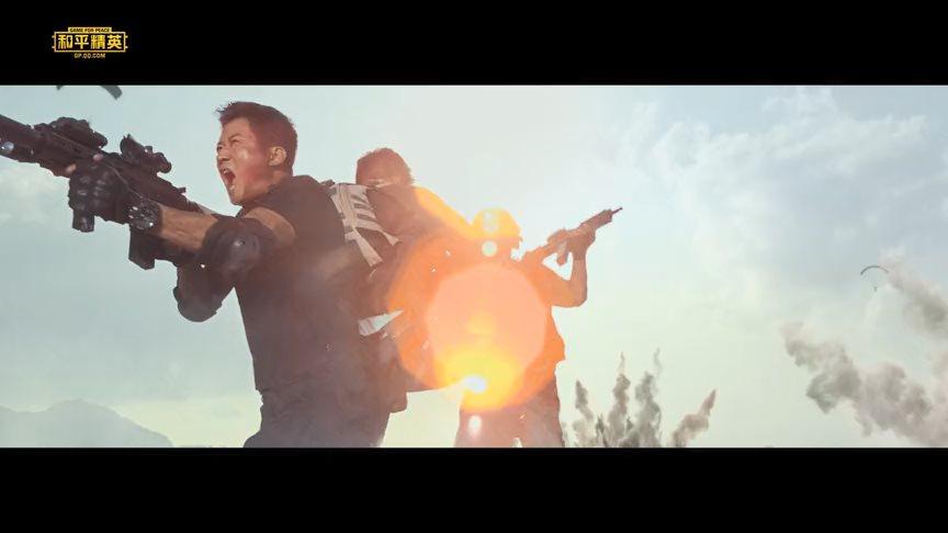 《和平精英》发布真人宣传片:吴京参演带来战争大片既视感![视频][多图]图片10