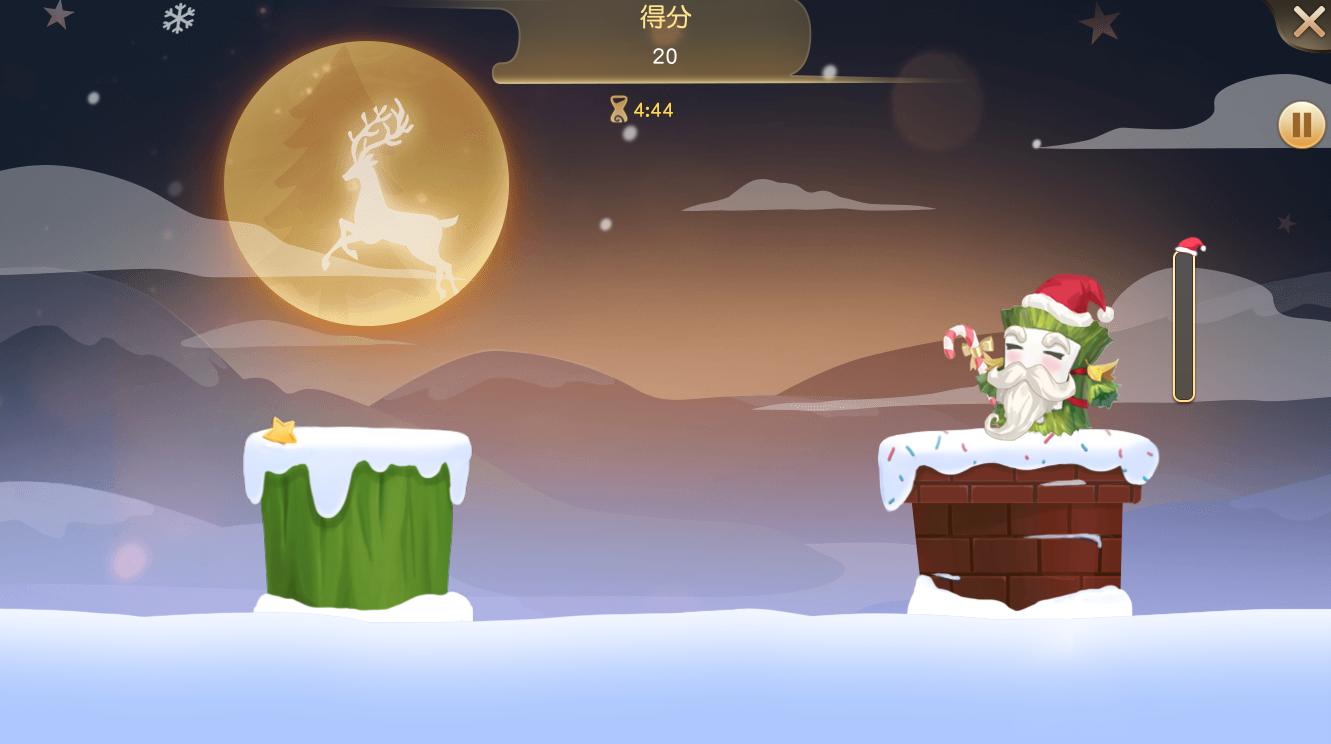 草精与神奇圣诞树联手送豪礼!《天下》手机游戏就要你圣诞开心!