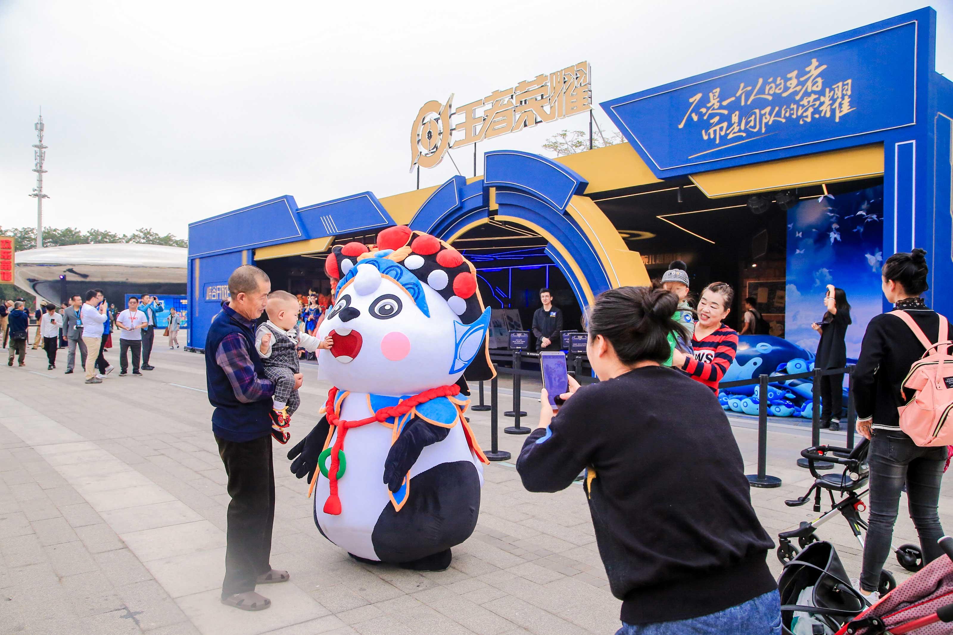 """王者荣耀TGC""""峡谷开放日""""落地海南,数字文化赋予城市名片新风貌"""