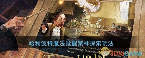 《哈利波特:魔法觉醒》禁林探索玩法攻略