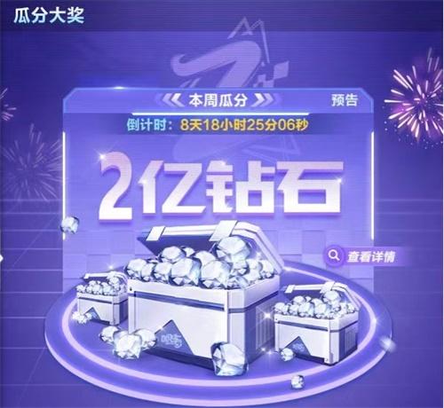 QQ飞车手游2周年嘉年华重磅开幕,全民永久五喷A,十大永久免费送!