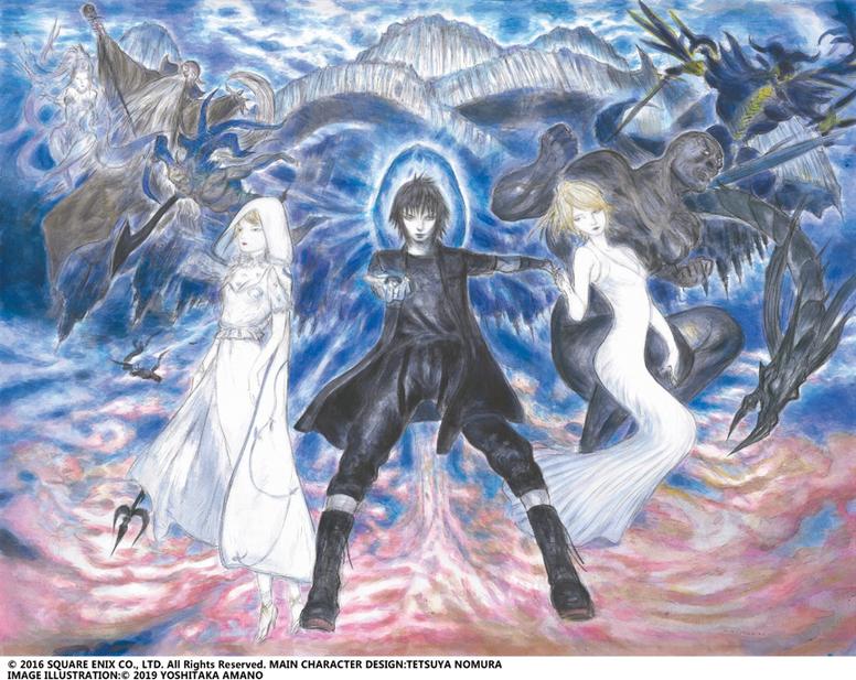 SE联合北京盖娅互娱 将合作开发《最终幻想15》手游新作